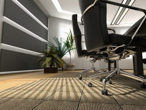 How Carpet Can Improve Your Workplace