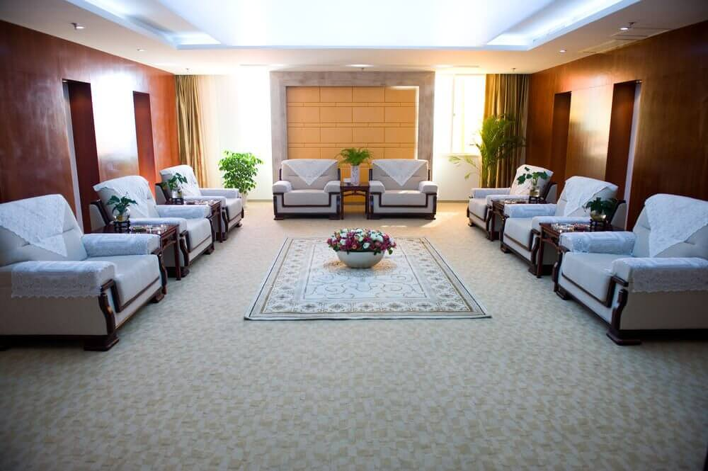 5 Easy Steps for Choosing Excellent Commercial Carpet