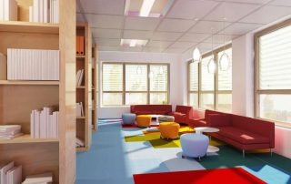 Carpet Tiles: The Future Of Carpeting